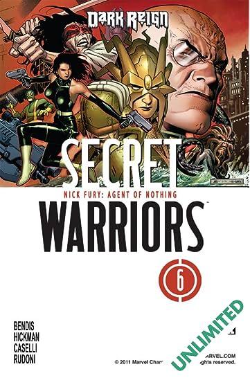 Secret Warriors (2008-2011) #6