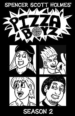 Pizza Boyz - Season 2 - Graphic Novel Vol. 2