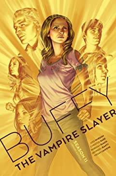 Buffy the Vampire Slayer Season 11