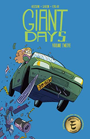 Giant Days Tome 12