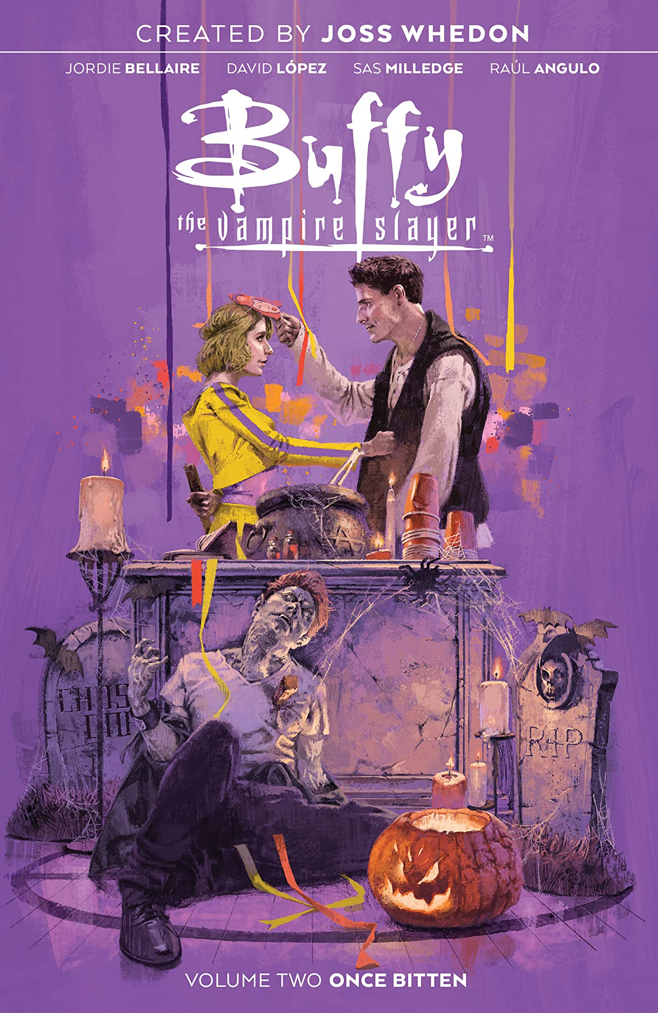Buffy the Vampire Slayer Tome 2