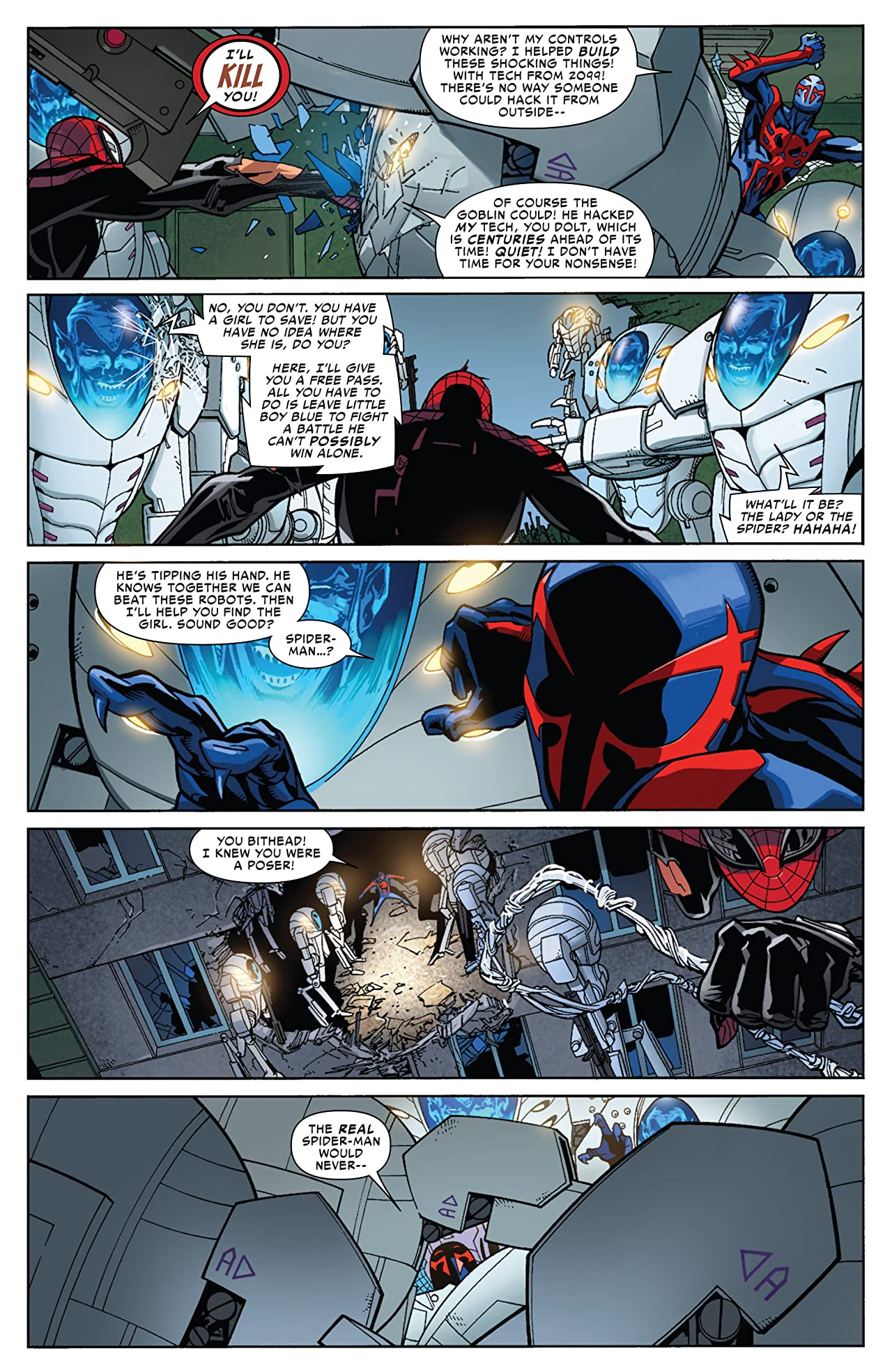 Superior Spider-Man #30