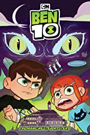 Ben 10 Vol. 4: The Manchester Mystery