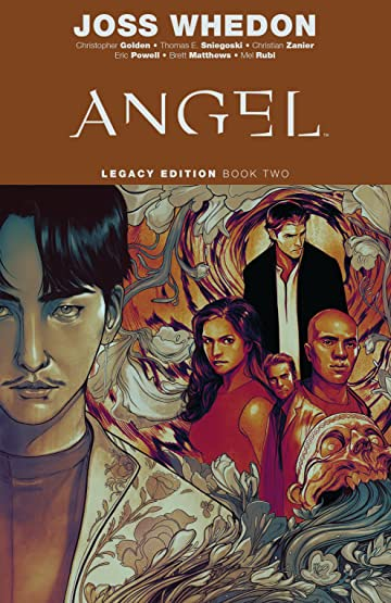 Angel Legacy Edition: Book Two