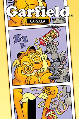 Garfield: Garzilla