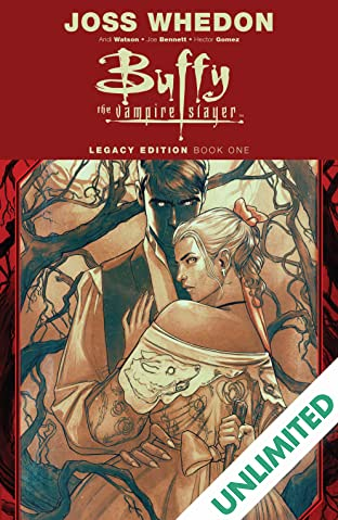 Buffy the Vampire Slayer Legacy Edition: Book One