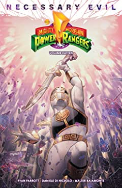 Mighty Morphin Power Rangers Tome 11