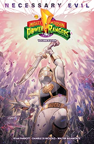 Mighty Morphin Power Rangers Vol. 11