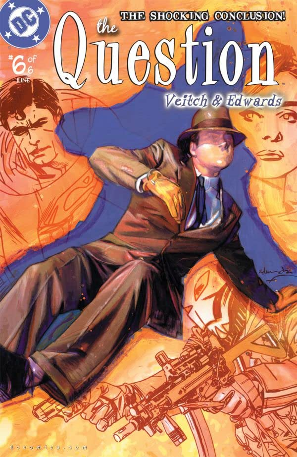 The Question (2005) #6 (of 6)