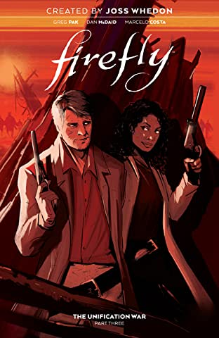 Firefly Vol. 3: The Unification War