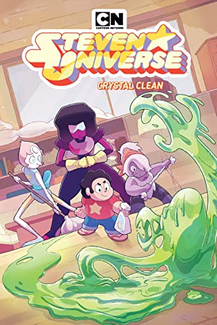 Steven Universe and the Crystal Gems: Crystal Clean
