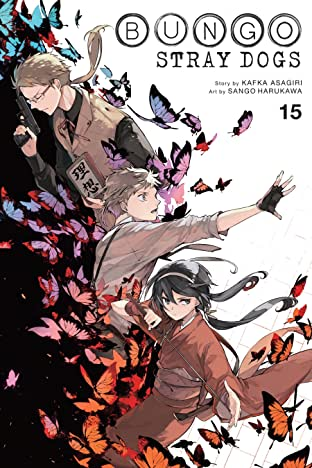 Bungo Stray Dogs Vol. 15