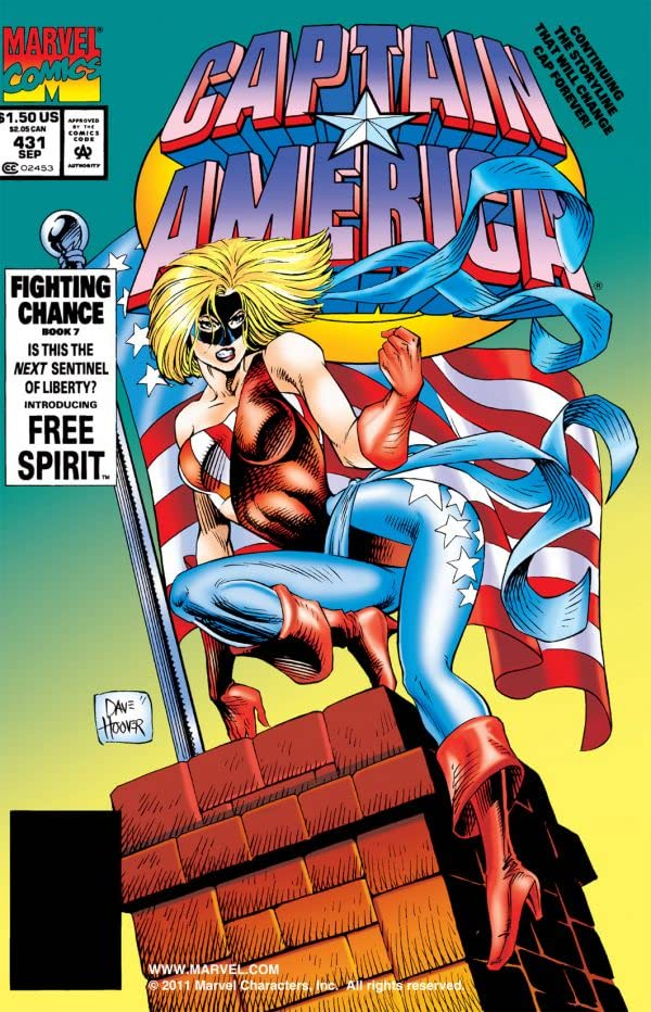 Captain America (1968-1996) #431