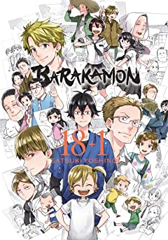 Barakamon Vol. 18+1