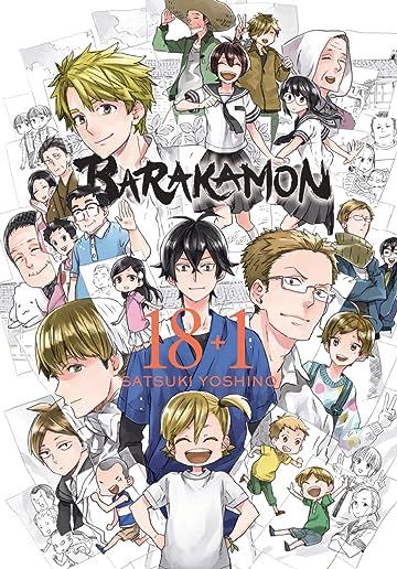 Barakamon Vol. 18+1