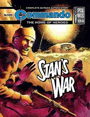 Commando No.5303: Stan's War