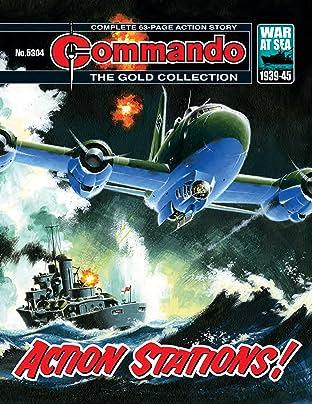 Commando No.5304: Action Stations!
