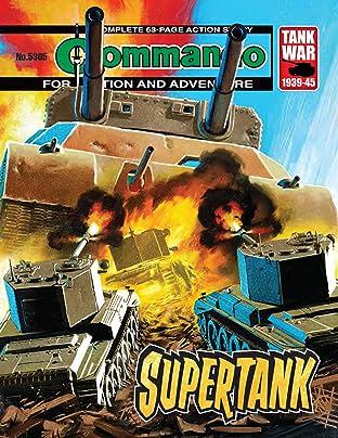 Commando No.5305: Supertank