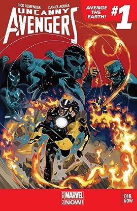 Uncanny Avengers (2012-2014) #18.NOW