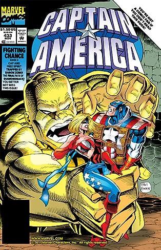Captain America (1968-1996) #433
