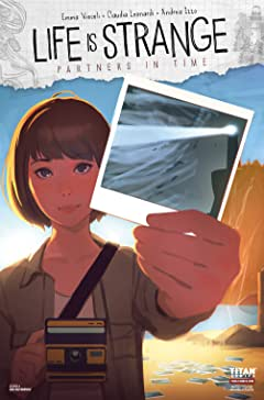 Life Is Strange #2.1: Partners In Time