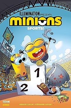 Minions: Sports #1
