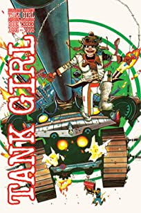 Tank Girl Full Color Classics Vol. 3: 1993-1995