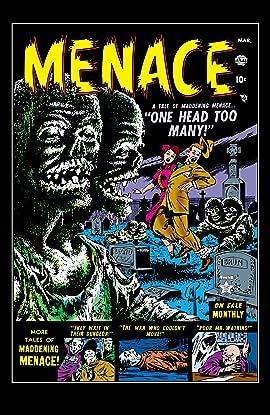 Menace (1953-1954) #1
