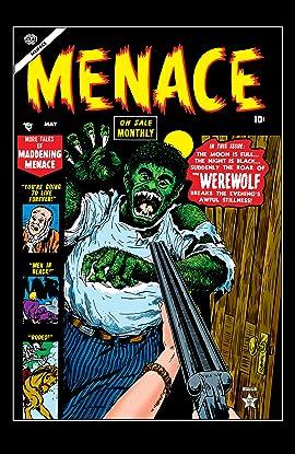 Menace (1953-1954) #3