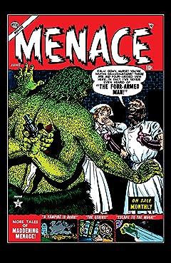 Menace (1953-1954) #4
