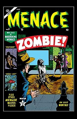 Menace (1953-1954) #5