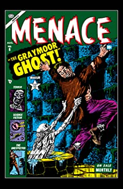 Menace (1953-1954) #6