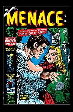 Menace (1953-1954) #7