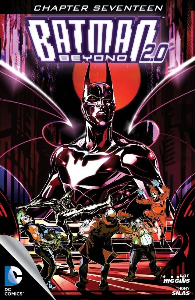 Batman Beyond 2.0 (2013-2014) #17