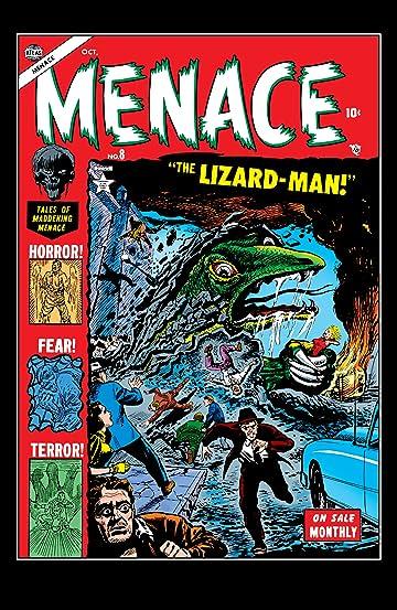 Menace (1953-1954) #8