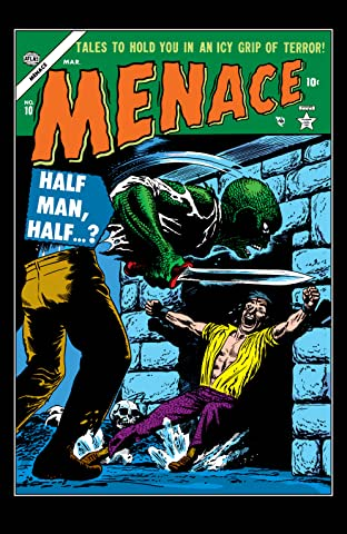 Menace (1953-1954) #10