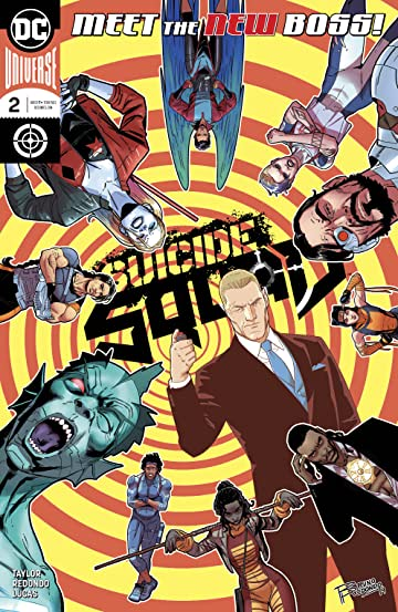 Suicide Squad (2019-) #2