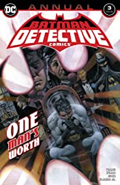 Detective Comics (2016-) Annual #3