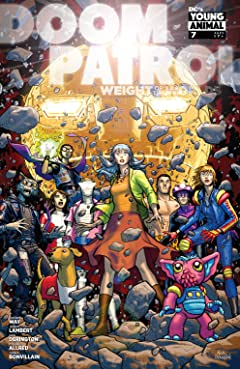 Doom Patrol: Weight of the Worlds (2019-) No.7