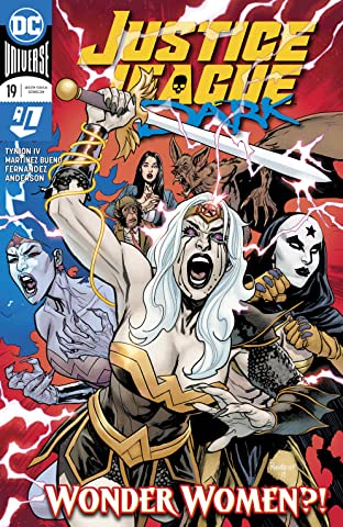 Justice League Dark (2018-) No.19