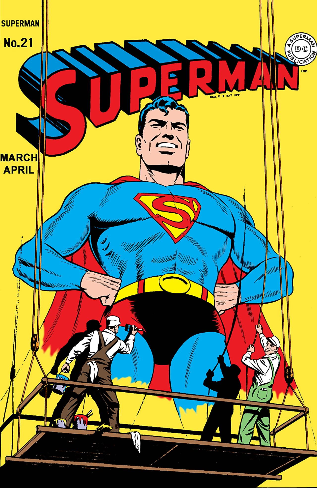 Superman (1939-2011) No.21