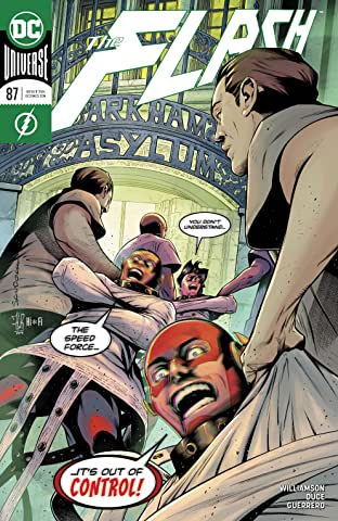 The Flash (2016-) #87