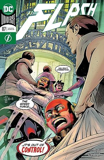 The Flash (2016-) #87