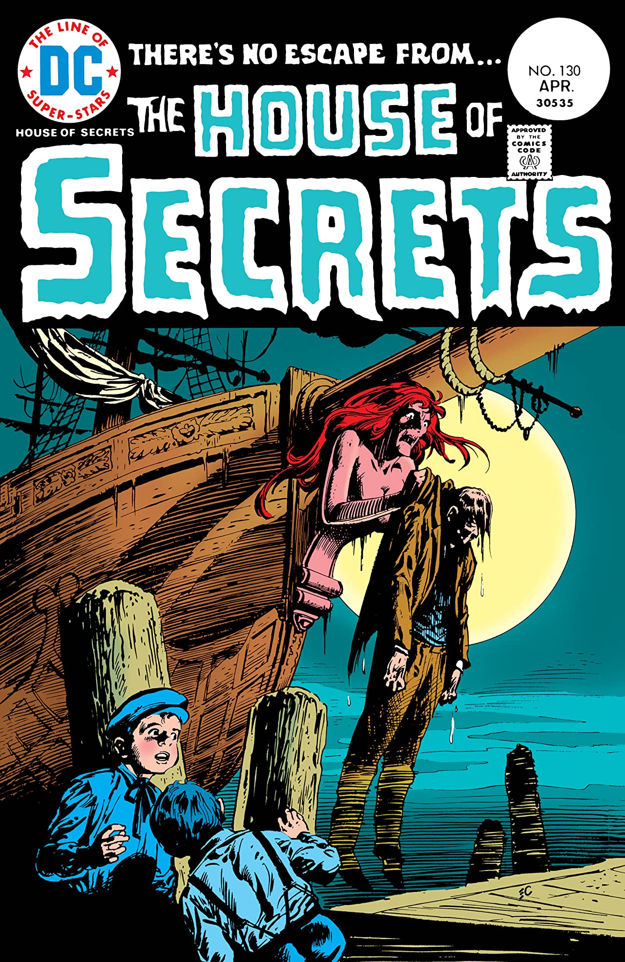 House of Secrets (1956-1978) #130