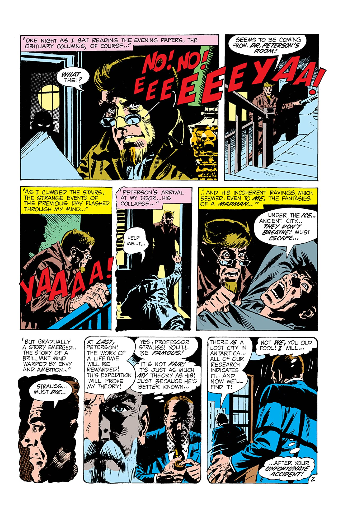 House of Mystery (1951-1983) #199