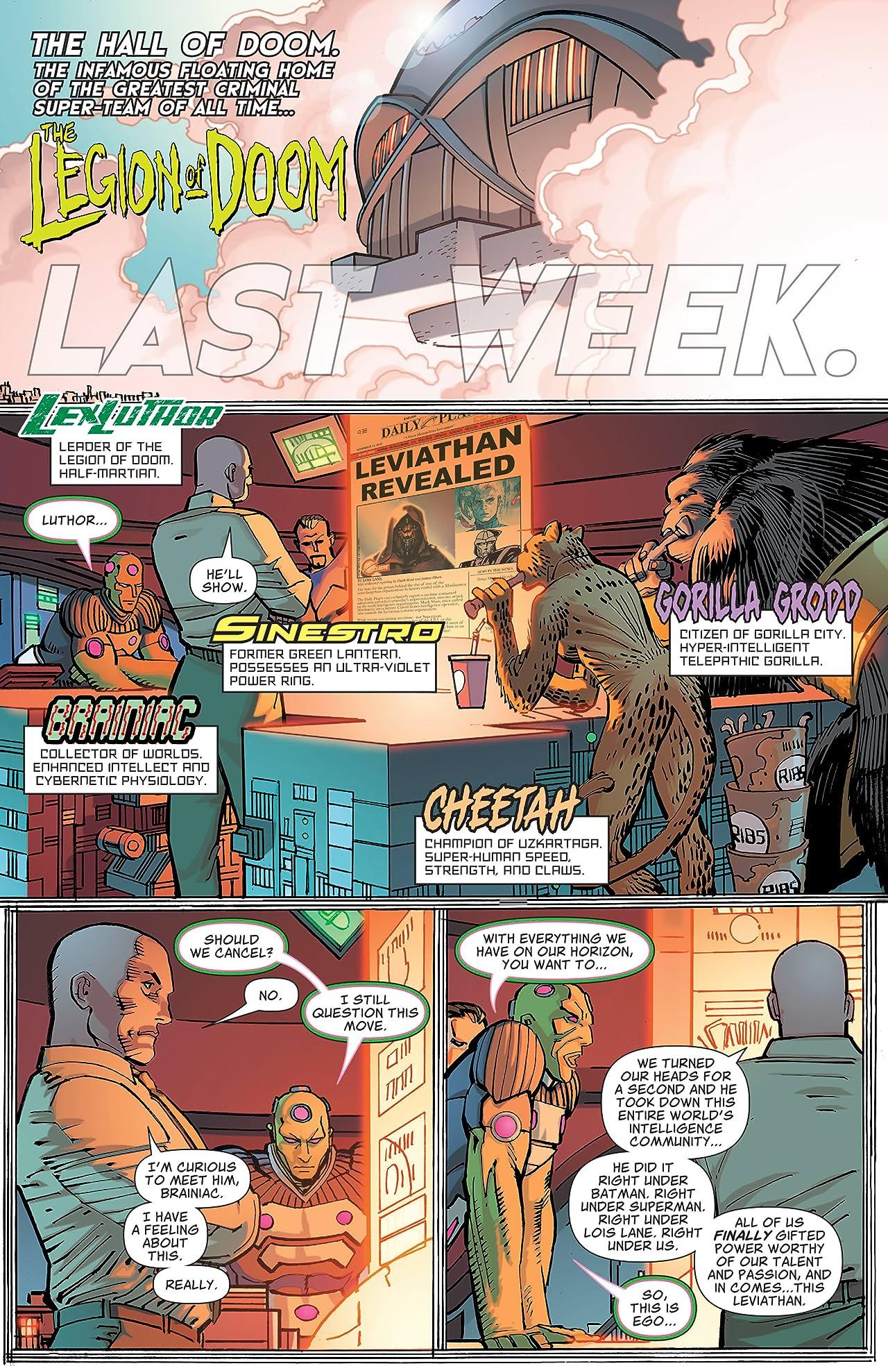 Action Comics (2016-) #1019