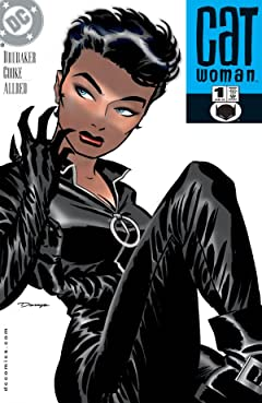 Catwoman (2002-2008) #1