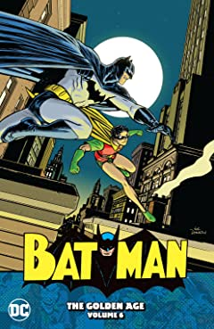 Batman: The Golden Age  Tome 6