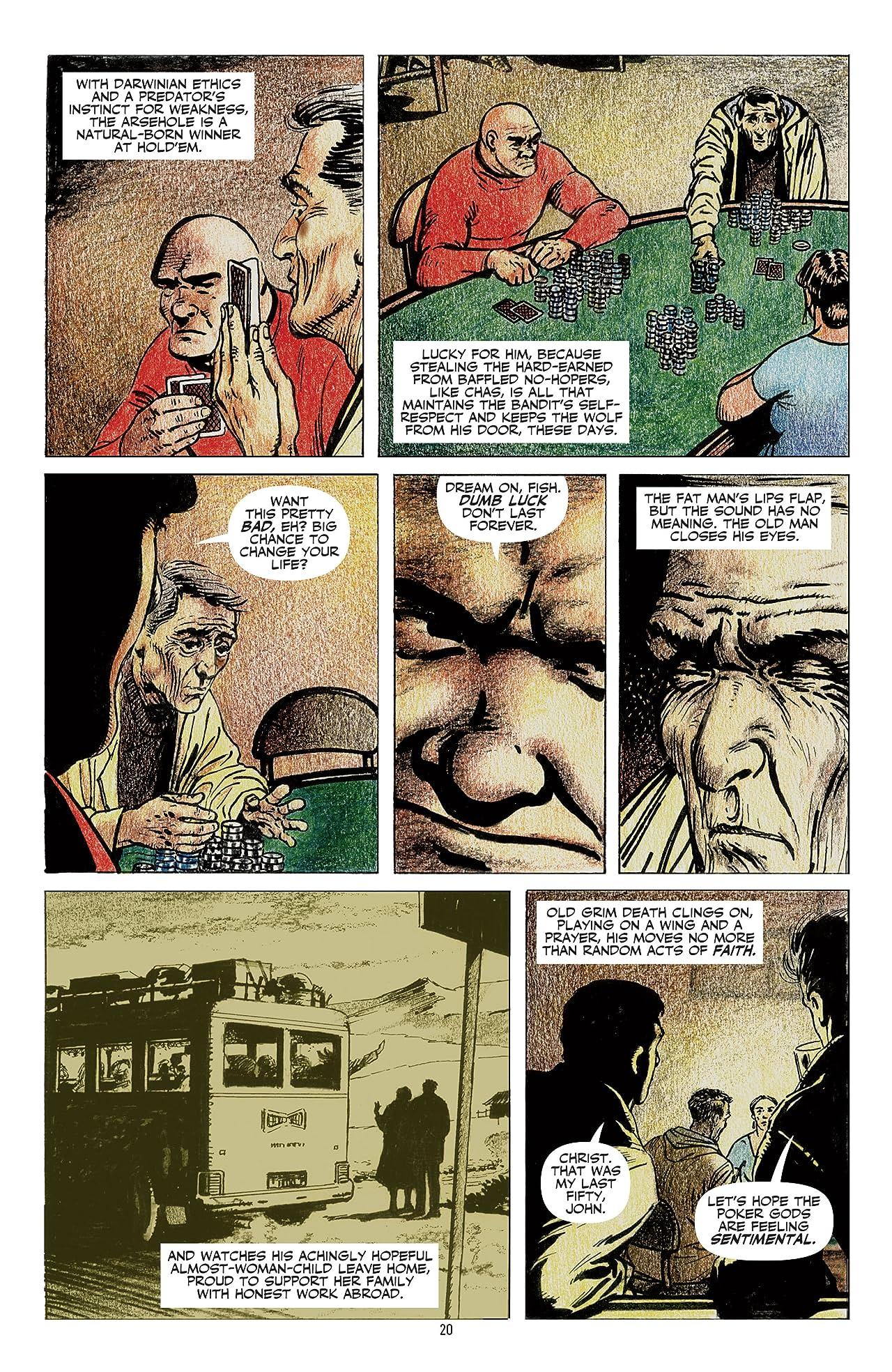 John Constantine, Hellblazer Vol. 22: Regeneration