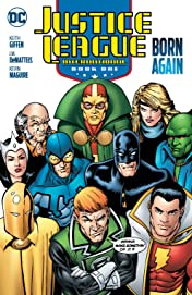 Justice League International Book One: Born Again